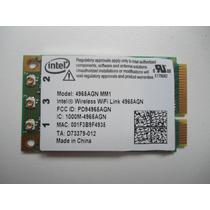 Mini Pci Wireless 4965 Agn Notebook Acer Aspire 6920