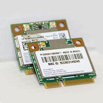 Placa De Rede Sem Fio Wifi Notebook Mini Pcie Realtek 2 Pçs