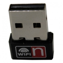 Aw65 Micro Receptor Adaptador Wireless Sem Fio Internet Nano
