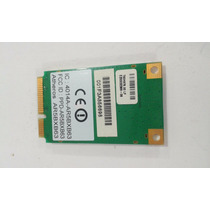 Placa Mini Pci Ar5bxb63 Notebook Acer Aspire 4520 (5000)