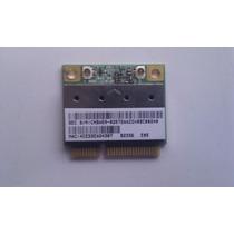 Placa Wireless Mini Pci Atheros Wll6160-d99 - Samsung R430