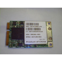Placa De Rede Do Note Book Hp Dv6000/6220 Original Usada