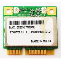 Placa Pci Wireless Wifi Notebook Atheros Ar5b95