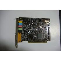 Placa De Som Creative Sound Blaster Live Ct4830