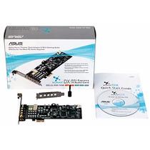 Asus Xonar Dx 7.1 Pci Express, Snr 116 Db, Box Lacrado