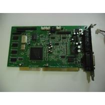 Placa De Som Isa Sound Blaster 16 Para 386 486 K6 Pentium3