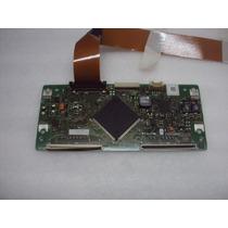 Tv Sharp Lc46r54b - Placa T-com X3853tpz + Cabo Flat