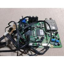 Placa De Sinal C/ Cabeamentos Tv Lcd Philips Mod 23pf5321/78