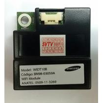 Módulo Wi-fi Tv Samsung Un55d8000 Cod: Bn98-03059a Widt10b