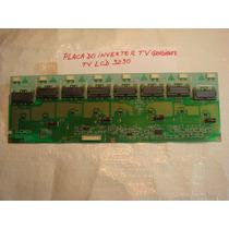 Placa Do Inverter Tv Gradiente Lcd 3230