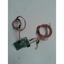 Sensor Com Os Cabos Da Tv Semp Toshiba Lcd Le 3250