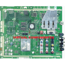 Placa Principal 52pfl7803 Philips 313926857671