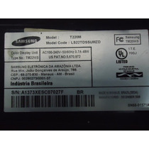 Peças E Partes Para Tv Lcd Samsung Modelo T220m