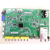 Placa Principal Cce D32 Led | Gt-309led-v602 Ou V603