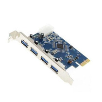 Placa Usb 3.0 Pci-express X1 4 Portas - Empire Pci-e 5gb/s