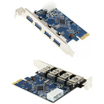 Placa Usb 3.0 4 Saídas Pci-express X1 Empire Pci-e