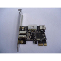 Placa Pci Express Firewire Texas Instruments