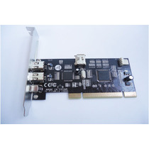 Placa Pci Firewire Texas Instruments