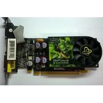 Placa De Video Geforce 9500gt 550m 512mb Ddr2 Tv Dvi Pci-e