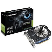 Placa De Vídeo Gigabyte Nvidia Geforce Gtx 750 Ti - Ddr5 1gb