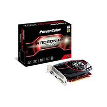 Placa Vídeo Vga Power Color Radeon R7 250x 1gb Mania Virtual