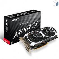 Placa Vga Radeon R9 380 2gb Msi 256 Bits Ddr5 Envio Grátis