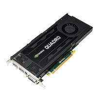 Quadro Nvidia Vcqk4200-porpb K4200 4gb 256bits Dvi Dp