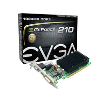 Geforce Evga Gt Mainstream Nvidia Gt 210 Low Profile 1gb Dd