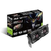 Placa De Video Asus Geforce Gtx 970 Strix 4gb 256bits Gddr5