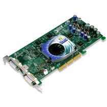 Placa De Video Agp -nvidia Quadro4 Agp 980 Xgl 128mb - Novo
