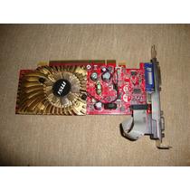 Placa Vídeo Nvidia Msi Nx8400gs, 512mb, Pci Express,gddr2,