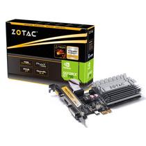 Geforce Zotac Gt Mainstream Nvidia Gt 730 2gb Ddr3 64bit 1