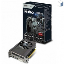 Placa De Vídeo Sapphire Radeon R7 360 Nitro Oc Frete Grátis