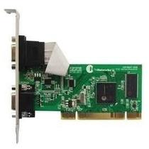 Placa De Video - Tn-502 Dual - Pci - 16mb - Thinnetworks