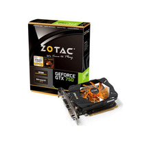 Geforce Zotac Gtx Performance Nvidia Gtx 750 2gb Ddr5 128bi