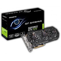 Placa De Video Gigabyte Geforce Gtx 970 G1 Gaming