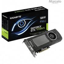 Placa De Vídeo 12gb Geforce Gtx Titanx 384 Bits Com Nf-e