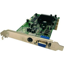 Placa De Video Agp Nvidia Geforce 2 Mx200 64mb Ddr Tv Out