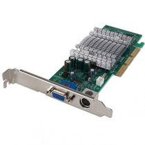 Placa De Video Agp Geforce Mx400 128mb
