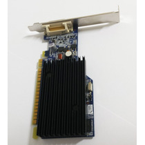 Placa De Video Vga 256 Pci Express Geforce 8400 Gs C/adap