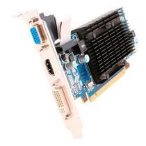 Placa De Vídeo Ati Radeon Hd4550 64bits 256mb Ddr2 Pciex