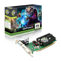 Placa Vídeo Geforce Point Of View Gt210, 1gb Mania Virtual