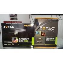 Gtx750ti 1gb Ddr5 128 Bit Zotac
