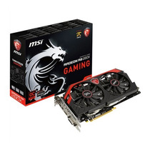 Placa De Vídeo Msi Amd Radeon R9 280x Gaming 6gb Ddr5 384bit
