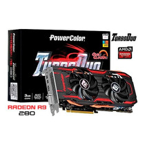 Placa De Vídeo Power Color Amd Radeon R9 280 3gb Ddr5 384bit