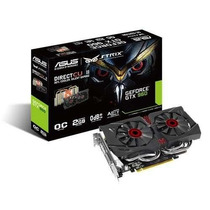 Placa De Video Asus Gtx 960 Strix-gtx960-dc2oc-2gd5 2gb + Nf