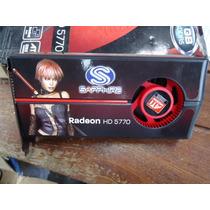 Placa De Video Sapphire Radeon Hd 5770