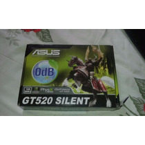 Placa Asus Geforce Gt520 Ddr3, 1gb,
