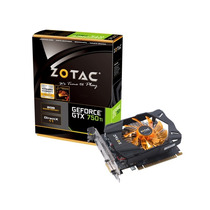 Placa Vídeo 2gb Vga Zotac Geforce Gtx 750 Ti Ddr5 128 Bits