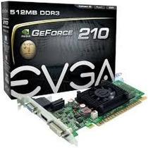 Nvidia Geforce Placa De Vídeo Geforce Gt210 1gb Palit Ddr3 H